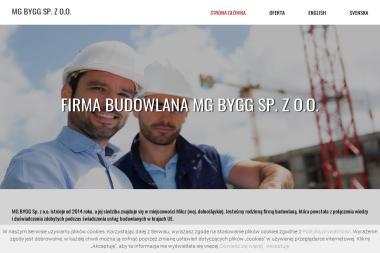 Mg Bygg Sp. z o.o. - Tapetowanie Ścian Nowy zamek