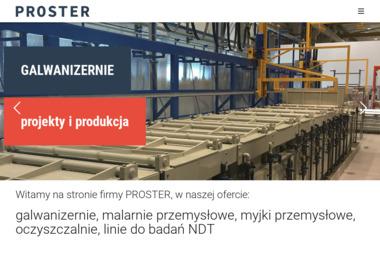 PROSTER Andrzej Koch - Obróbka Metalu Wieluń