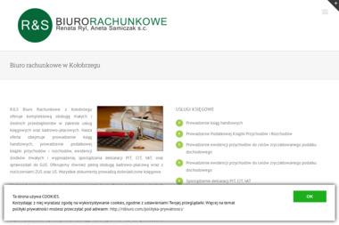 R&S BIURO RACHUNKOWE S C - Biznes plan Kołobrzeg