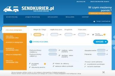 SENDKURIER.pl - Usługi Przeprowadzkowe Lublin