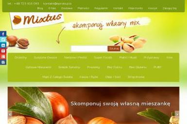 Mixtus Katarzyna Stolarczyk - Zdrowa żywność Kraków