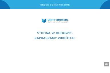 UNITY BROKERS SPÓŁKA CYWILNA - Kredyt hipoteczny Wrocław