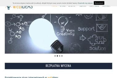 WEBIDEAS - Firma Programistyczna Pabianice