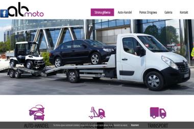 ABmoto - Transport Ciężarowy Mielec
