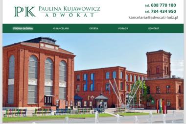Kancelaria Adwokacka Adwokat Paulina Kujawowicz - Adwokat Łódź