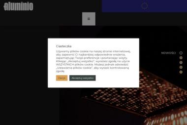 Aluminio - Nowoczesne Oświetlenie Praszka