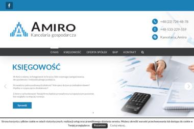 Amiro Sp. z o.o. - Doradztwo, pośrednictwo Janki