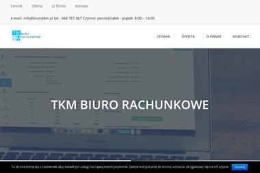 TKM Biuro Rachunkowe - Usługi podatkowe Lublin