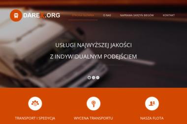 Dariusz Szot Darex Transport i Usługi - Transport ciężarowy krajowy Nowy Dwór Mazowiecki
