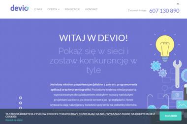Devio Tomasz Szturmaj - Sklep internetowy Szczecin