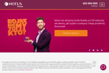 Dom Kredytowy NOTUS S.A. o.OLSZTYN - Doradca Leasingowy Olsztyn