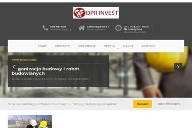 DPR INVEST Dariusz Pakuła - Nadzór budowlany Zgorzelec