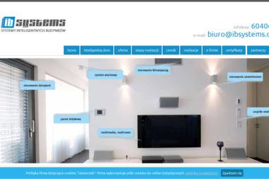 IB Systems Systemy Inteligentnych Budynków - Inteligentny dom Całowanie