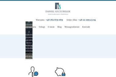 Kancelaria Radcy Prawnego Daniel Szczubełek - Prawo Karne Lesznowola