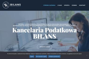 """""""Bilans"""" Kancelaria Doradztwa Podatkowego - Doradcy Podatkowi Tarnów"""