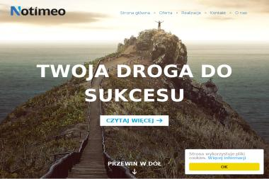 Notimeo - Systemy CMS Bydgoszcz