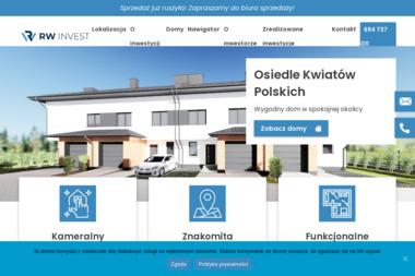 RW Invest - Nadzór budowlany Lipinki