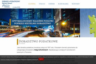 SFINKS DARIUSZ ZYWERT DORADCA PODATKOWY NR 3765 - Obsługa prawna firm Poznań