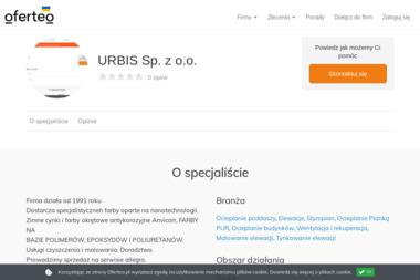 URBIS Sp. z o.o. - Rekuperacja Katowice