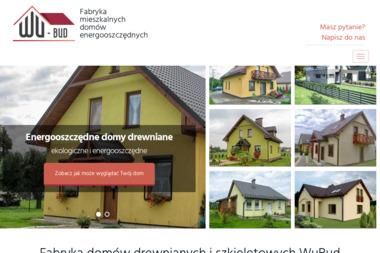 WU-BUD - Domy Drewniane Oświęcim