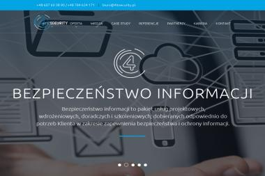 """4 IT SECURITY"" - Internet, Hosting, Domeny Szczecin"