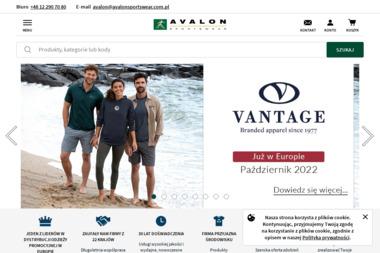 Avalon Sportswear - Kosz Delikatesowy Kraków