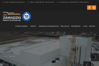 Dachy ZRB Zawadzki - Pokrycia dachowe Pabianice