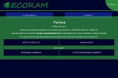 ECORAM - Pokrycia dachowe Rzeszów