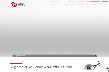 Haiku Studio Michał Pliszka - Hosting, kolokacja Chojnice