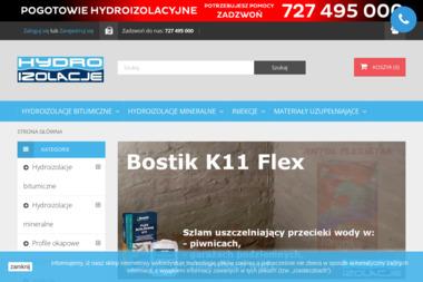 hydroizolacje.expert - Chemia budowlana Lublin