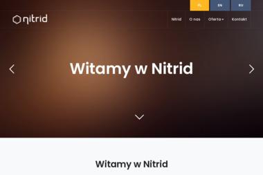 NITRID Sp. z o.o. - Budowa dróg Ząbki