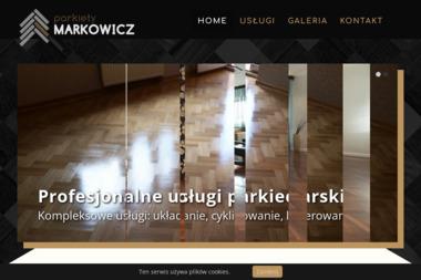 Usługi Parkieciarskie Przemysław Markowicz - Cyklinowanie Grodzisk