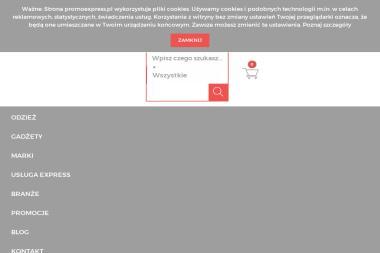 PromoExpress - Materiały reklamowe Kraków