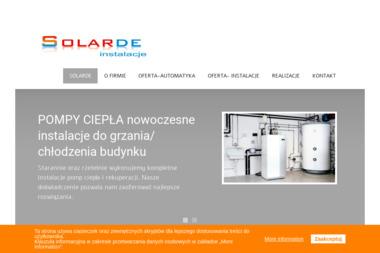 SOLARDE - Budowanie Nowe Brzesko