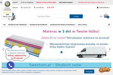 Sweetsen.pl - Okucia Meblowe Bystra