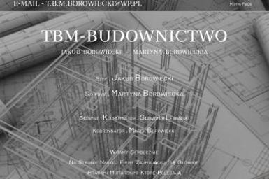 TBM-BUDOWNICTWO - Domy z keramzytu Łódź