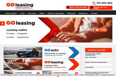 GO-LEASING ODDZ POZNAŃ 1 AP1 - Leasing Poznań