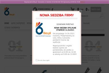 Wypożyczalnia Wynajem 6tka - Sprzęt Budowlany Sosnowiec