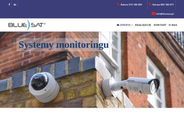 BLUE SAT - Inteligentny dom Warszawa