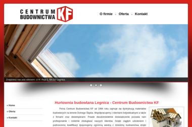 Centrum Budownictwa KF - Styropian Legnica