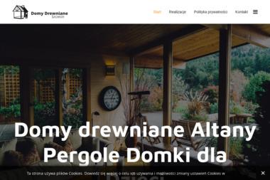 DomyDrewnianeSzczecin.pl - Domy Drewniane Szczecin
