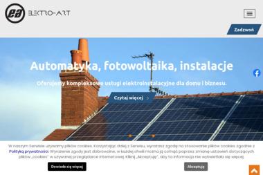 ELEKTRO-ART Artur Mrukot - Instalatorstwo telekomunikacyjne Drwinia
