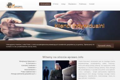E-PRAWO Kancelaria Doradztwa Gospodarczego - Skup długów Wrocław