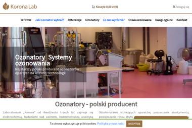 Laboratorium naukowo-wdrożeniowe Korona Wojciech Luft - Kredyt Oddłużeniowy Piotrków Trybunalski