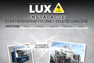 Firma Usługowo Handlowa LUX Marian Paluch - Elektryk Kraków