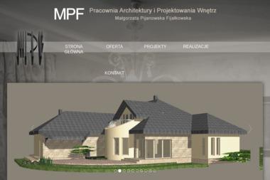 MPF Pracownia Architektury - Projektowanie Wnętrz Łódź