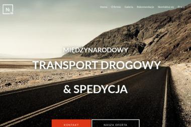 Ni28 Łukasz Nikiel - Firma transportowa Złotoria