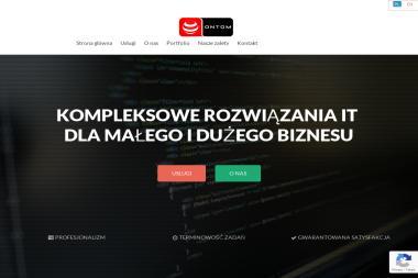 Ontom Maciej Wróblewski - Bazy danych Łódź