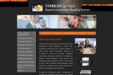 Stabilux Sp. z o.o - Posadzki Betonowe Pruszków