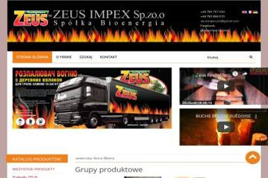 Zeus Impex Sp. z o.o. - Ekogroszek Warszawa
